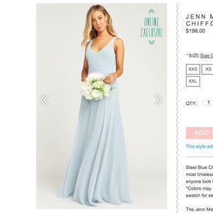 Show Me Your MuMu | Jenn Maxi Bridesmaid Dress